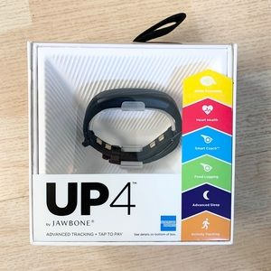 NEW Jawbone UP 4 Fitness Tracker